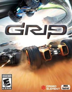 Grip: Combat Racing (2018/RePack)