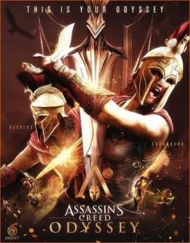 Assassin's Creed: Odyssey. Ultimate Edition (2018/RePack)