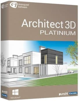 Architect 3D Platinum 20.0.0.1022
