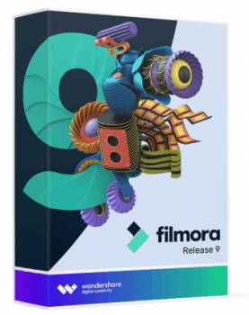 Wondershare Filmora 9.0.5.1 + Complete Effect Packs + Effects Mega Pack
