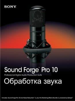 Обработка звука в Sound Forge 10. Обучающий видеокурс