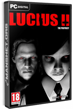 Lucius 2: The Prophecy (2015/RePack)
