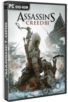Assassin's Creed 3. Deluxe Edition (2012/Rip)