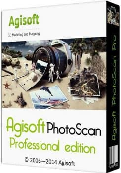 Agisoft PhotoScan Professional 1.4.5 Build 7354