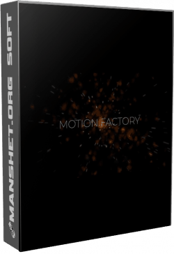 Motion Factory 2.41 Plugins for After Effects