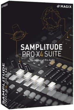 MAGIX Samplitude Pro X4 Suite 15.0.1.139