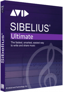 Avid Sibelius Ultimate 2019.1 Build 1145