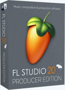 FL Studio Producer Edition 20.1.2.887