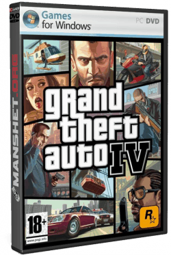 Grand Theft Auto IV. Complete Edition (2010/Repack)
