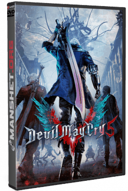 Devil May Cry 5 - Deluxe Edition (2019/RePack)