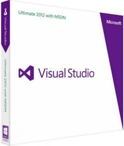 Microsoft Visual Studio 2012 Ultimate 11.0.50727.1 Final