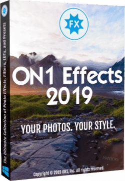 ON1 Effects 2019.2 v13.2.0.6689