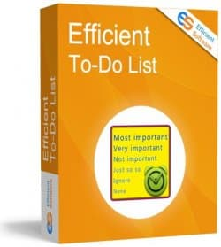 Efficient To-Do List 5.60 Build 551
