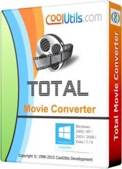 Coolutils Total Movie Converter 4.1.0.32