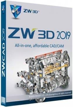 ZW3D 2019 SP 23.10