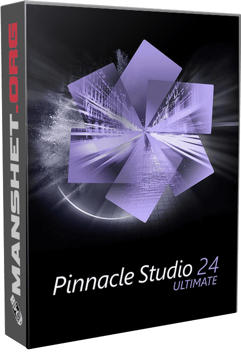 Pinnacle Studio Ultimate 24.1.0.260 + Content + Creative Packs + Tool